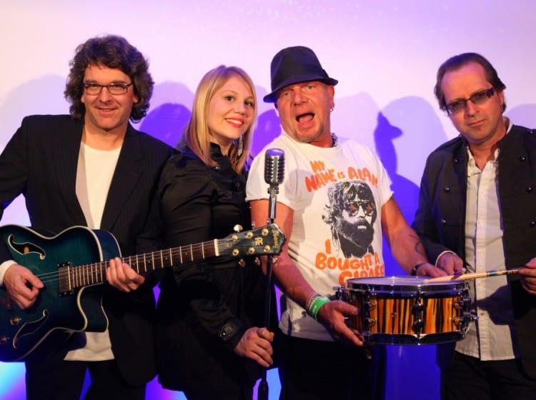 Starcover Showband Quartett